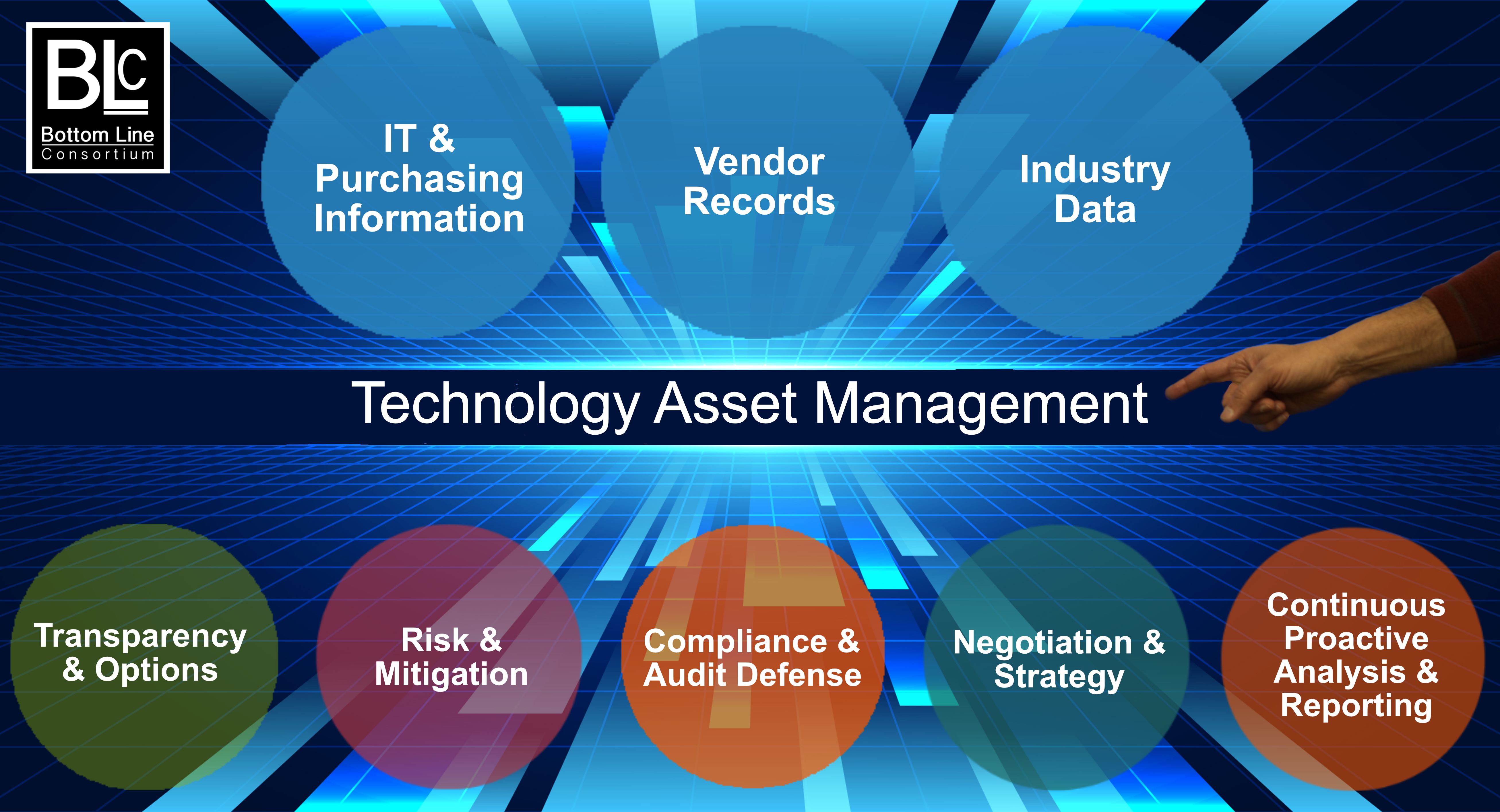 BLC Software Asset Management Service